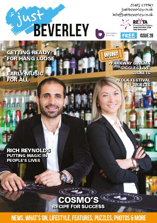Just Beverley Magazine - Issue 28