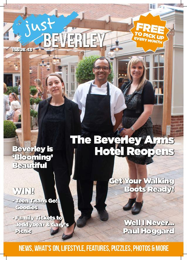 Just Beverley Magazine - Issue 43