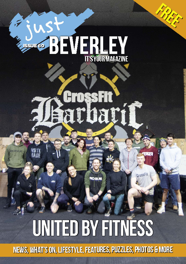 Just Beverley Magazine -  Issue 60