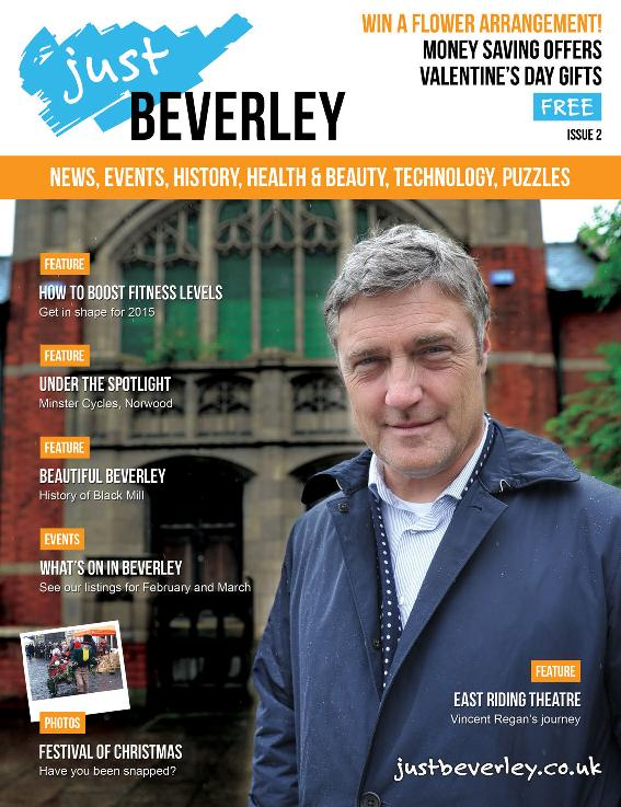 Just Beverley Magazine - Issue 2