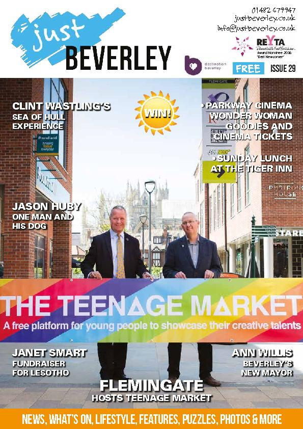 Just Beverley Magazine - Issue 29
