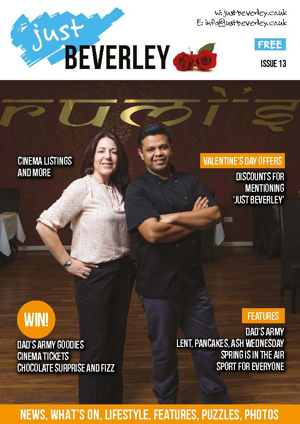 Just Beverley Magazine - Issue 13
