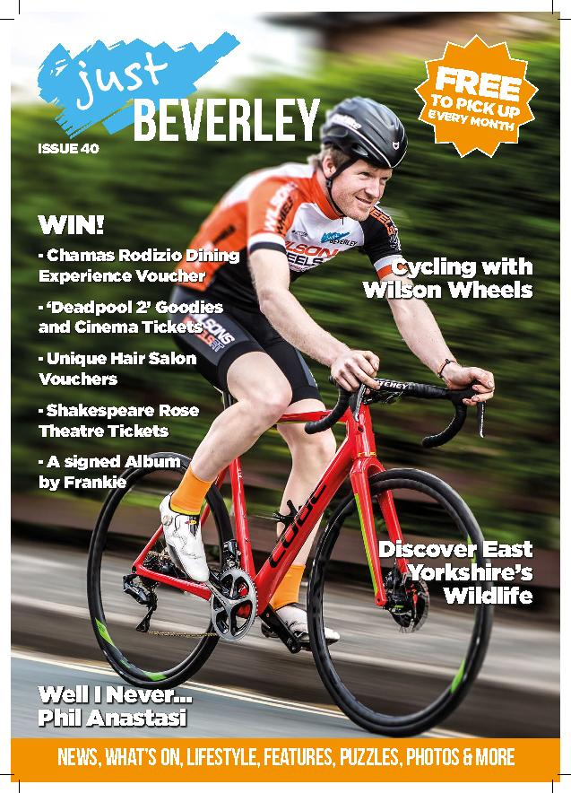 Just Beverley Magazine - Issue 40