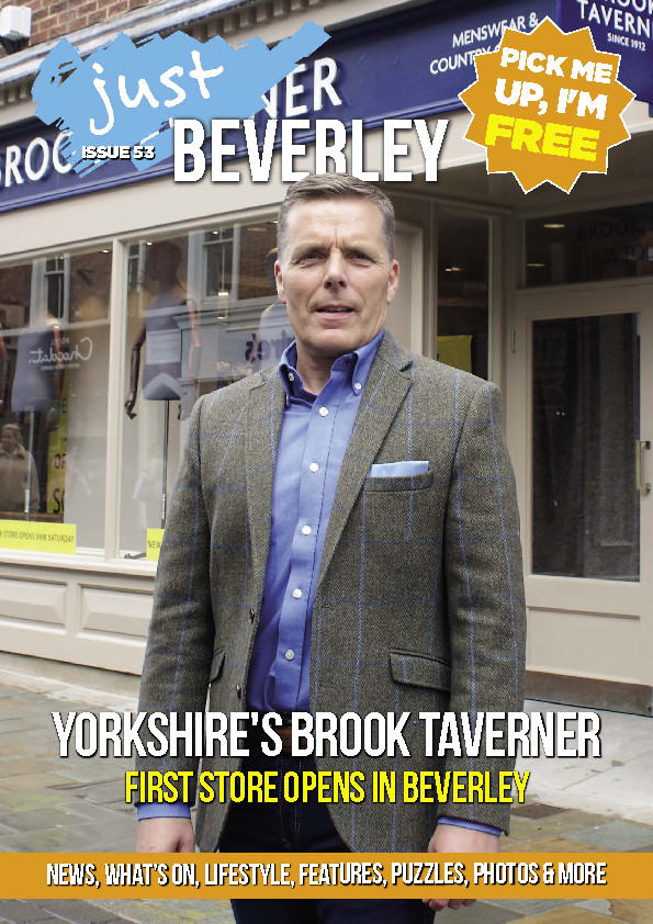 Just Beverley Magazine -  Issue 53