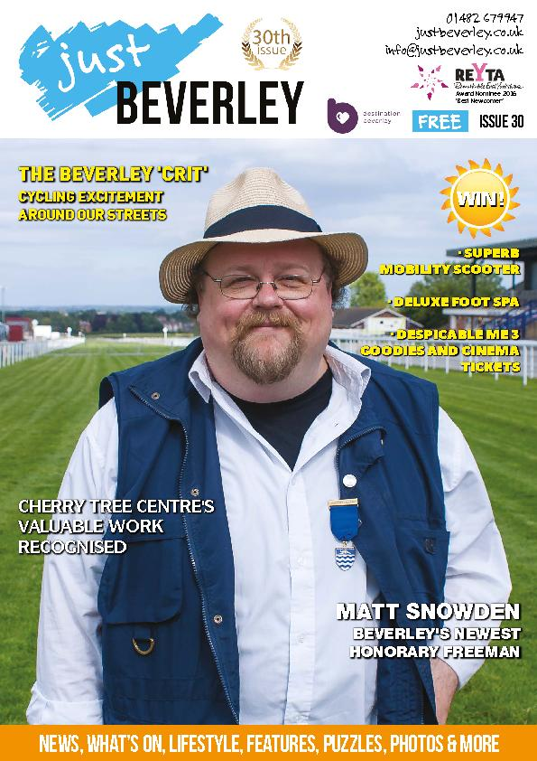 Just Beverley Magazine - Issue 30