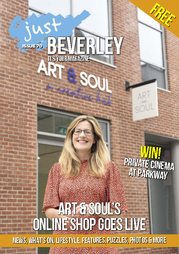 Just Beverley Magazine - issue 70