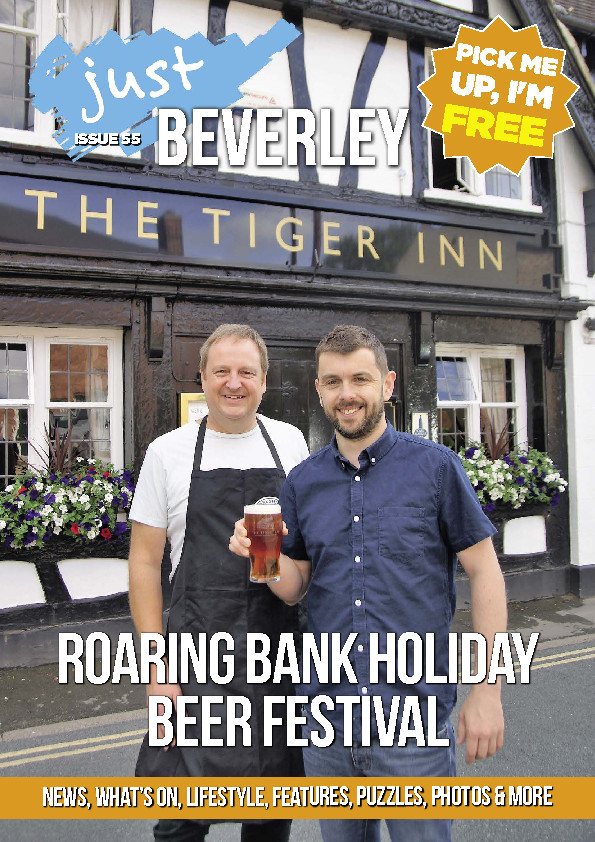 Just Beverley Magazine -  Issue 55