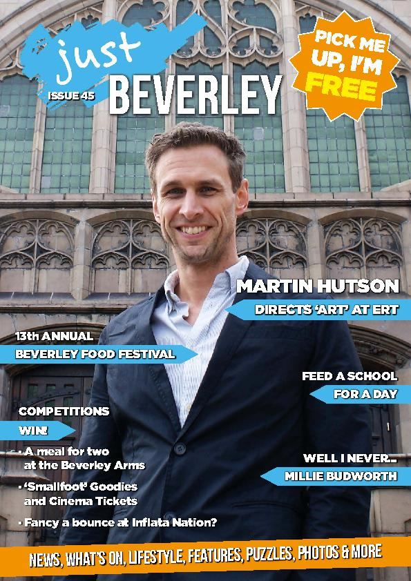 Just Beverley Magazine - Issue 45
