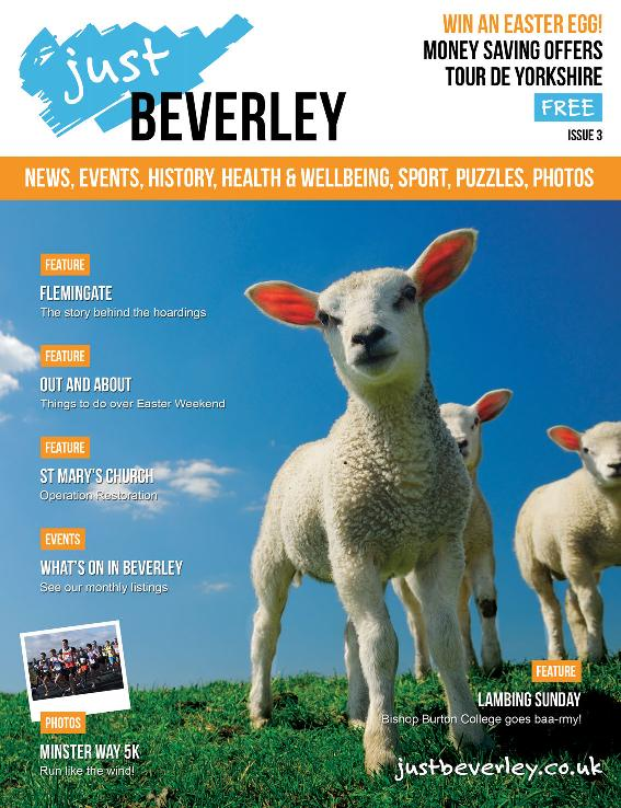 Just Beverley Magazine - Issue 3