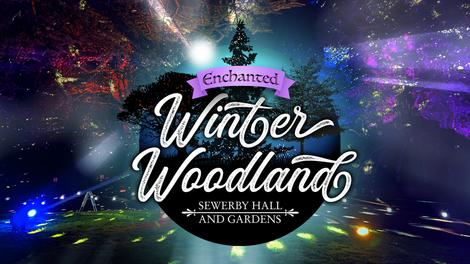 Enchanted Winter Woodland at Sewerby Hall and Gardens now sold out