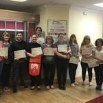 Beverley Building Society staff learn life-saving skill with British Heart Foundation