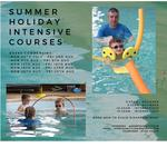 WOULD YOU LIKE TO LEARN TO SWIM OR IMPROVE YOUR SWIMMING ABILITY?