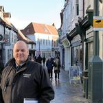 BEVERLEY SHOPWATCH