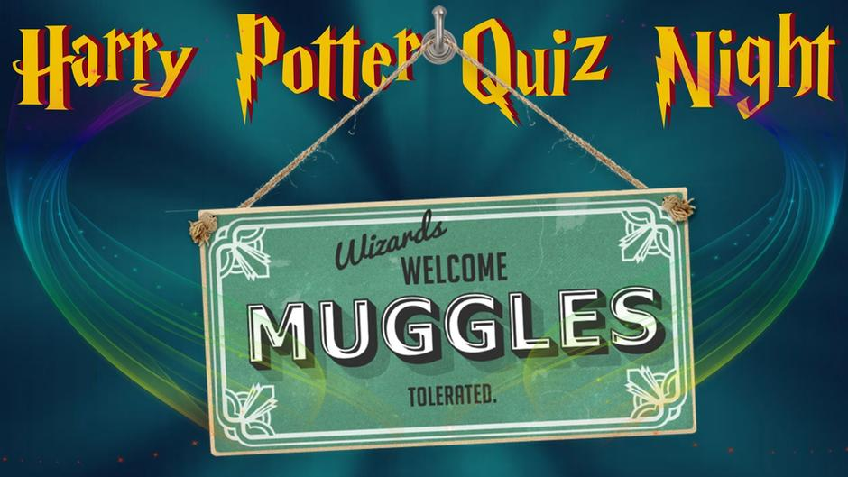 Harry Potter Quiz Night at Beverley Library