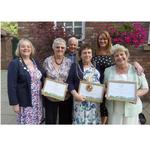 Beverley is voted the Best in Bloom!