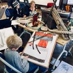 Become a Young Creative - exciting new art sessions at the Treasure House in Beverley