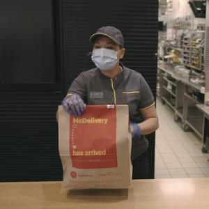 YOUR LOCAL MCDONALD'S RETURNS WITH NEW MEASURES IN PLACE