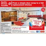 Easter Sale at Dream Doors