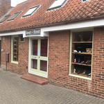 Marcus opens his family-friendly shoe shop in Beverley