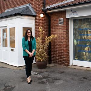 Unique Salt Therapy Centre Opens in Beverley