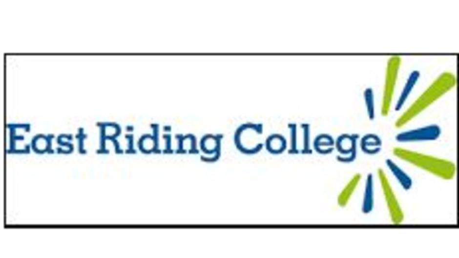 East Riding College logo