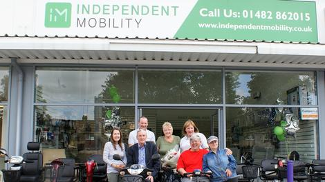 Independent Mobility