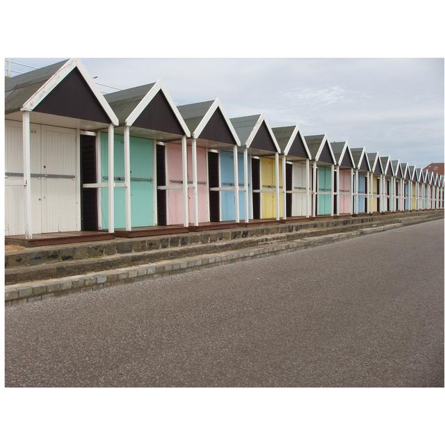 New chalets for old in Bridlington