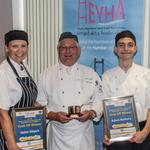 Copper Saucepan Award for the Apprentice Chef of the Year 2018