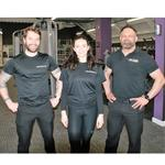 THE ANYTIME FITNESS TEAM WORK WITH BODIES AND MINDS TO INCREASE FITNESS