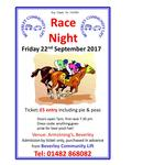 'Gee-Up and Get Set for a Great Fun-draising Night for Local Charity'