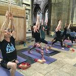 Free Community Yoga Classes To Jump Start The New Year