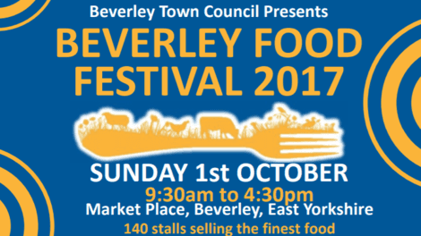 Beverley Food Fe!stival returns for 12th TASTE-TASTIC year