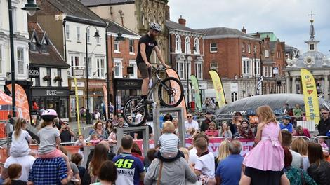 Week-long Bike Fest begins on Sunday