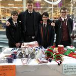 Young entrepreneurs showcase flair for business at Christmas trade fair
