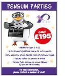 Parkway Cinema Penguin Parties