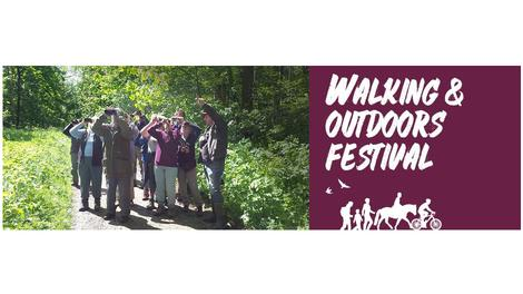 Walking and Outdoors Festival Events already booking up!