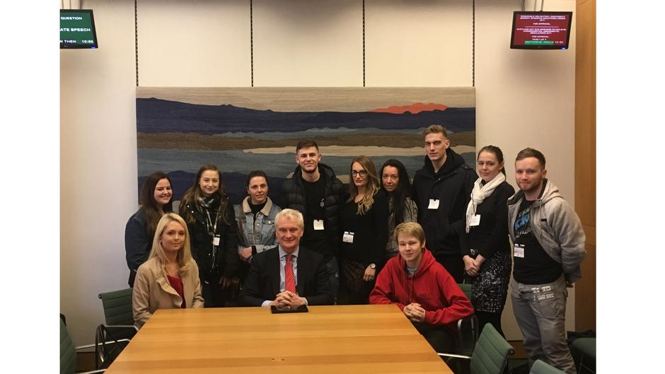 Graham Stuart MP supports 2019's 'Love our Colleges' Week