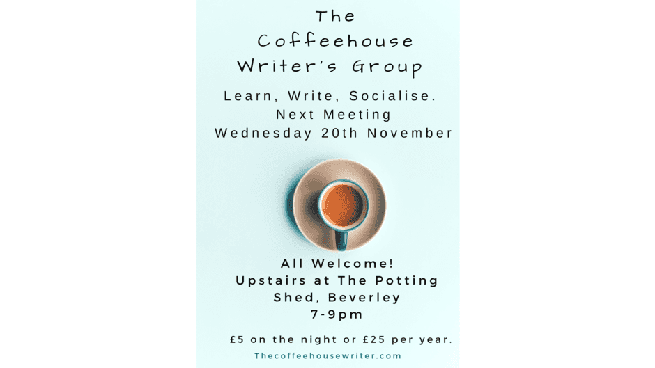 The Coffeehouse Writing Group 1