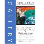 New Exhibition and Meet the Artist Opening Event