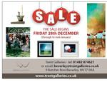 Trent Galleries New Year Sale