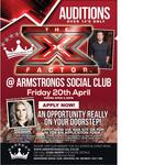 X-Factor returns to Armstrong Social Club in Beverley