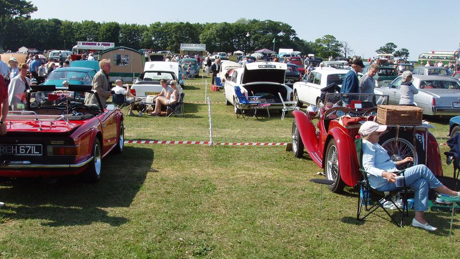 East Yorkshire Thoroughbred Car Club