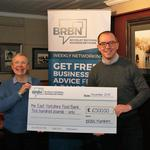 EAST YORKSHIRE FOOD BANK RECEIVE A £500 DONATION!