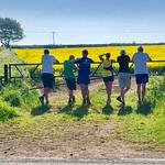 YORKSHIRE WOLDS WAY RELAY CHALLENGE
