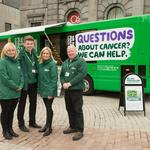 Macmillan's Cancer Information Bus is coming to the East Riding