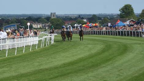 MUSHARRIF WINS JAIMIE KERR MEMORIAL HANDICAP AT BEVERLEY