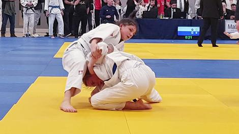 East Yorkshire Judo Academy Win in Northern Ireland Home Nation event