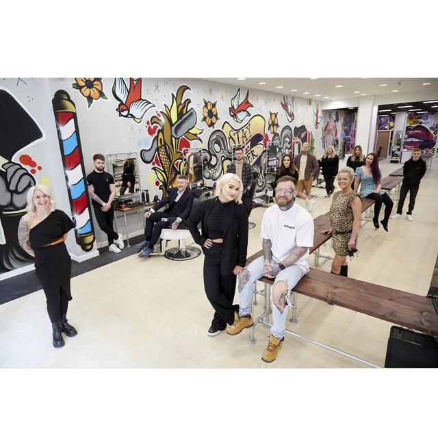 Street art-styled salon turns heads at Flemingate
