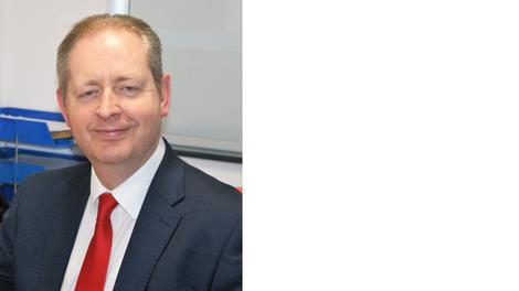 NEIL WATERHOUSE JOINS EAST RIDING COLLEGE AS EXECUTIVE DIRECTOR
