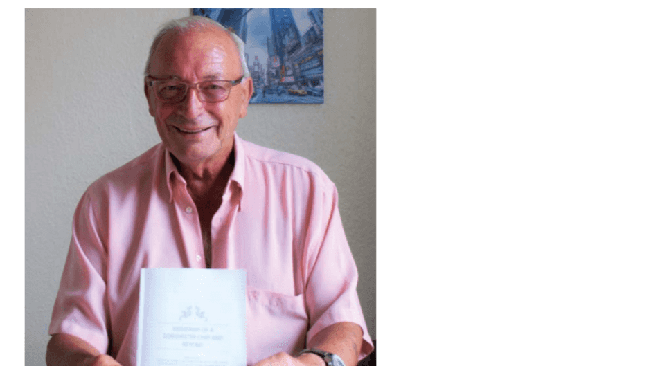 Derek Baugh supports the Daisy Appeal with his Memories
